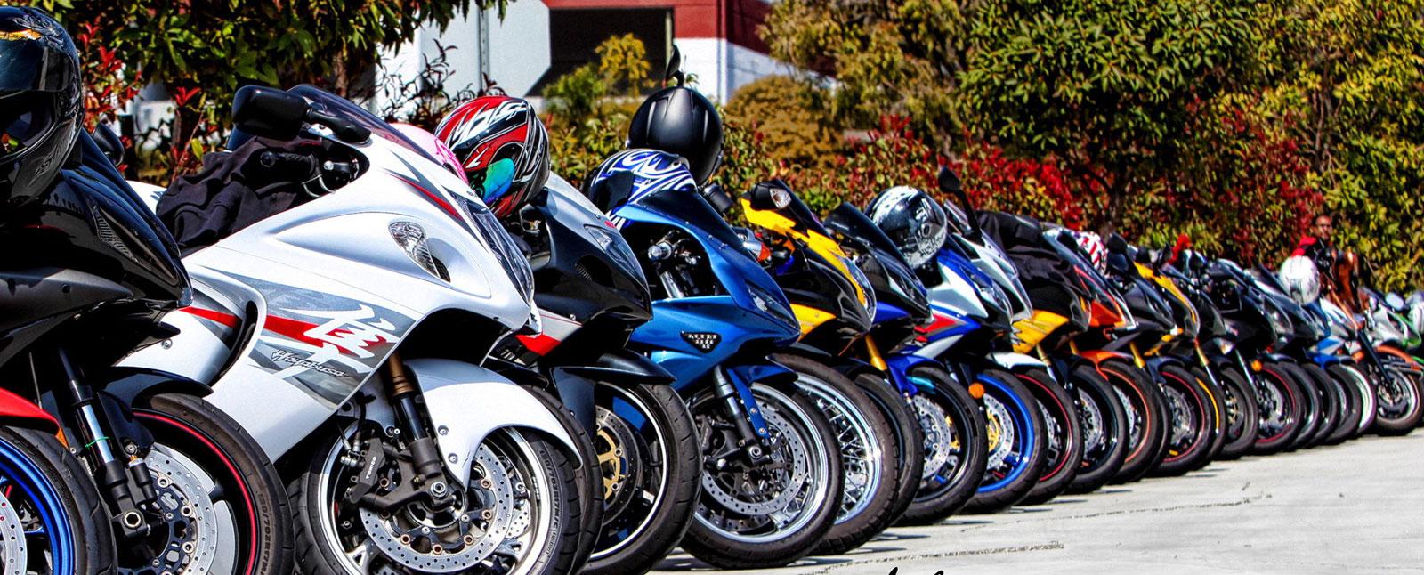 Eventi Ragazze in Moto
