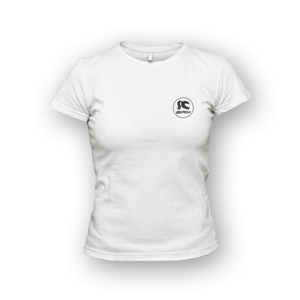 t-shirt_bianca_donna-logo_ragazze_in_moto